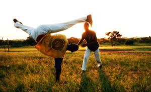Capoeira-Senzala
