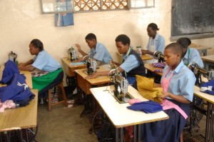 Tailoring sharing youth centre1
